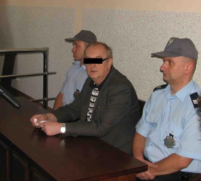 Częstochowski Sąd Okręgowy skazał Antoniego O. na 15 lat więzienia