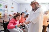 Ośrodek dziennego pobytu dla osób niepełnosprawnych przy Tęczowej zrobił Wigilię