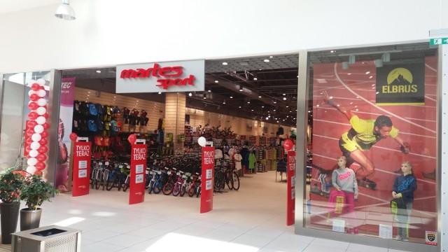 Martes Sport otworzył salon w CH Turawa Park   Nowa Trybuna