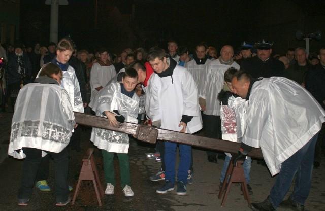 Droga Krzyżowa w RadziejowieDroga Krzyżowa w Radziejowie