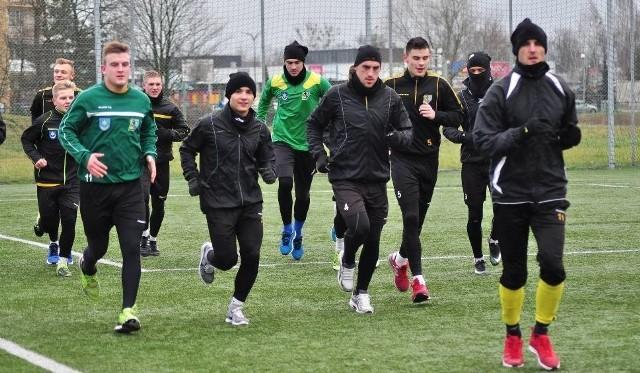 Tak długiego okresu przygotowaczego do ligowej wiosny piłkarze Siarki Tarnobrzeg nie mieli od wielu lat.