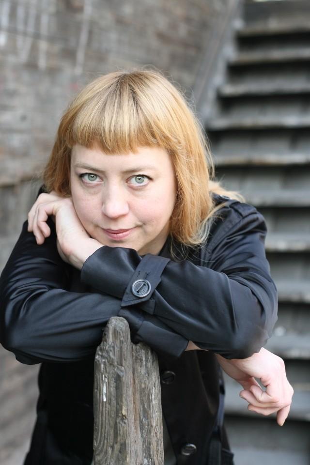 Hanna Gill-Piątek - działaczka społeczna i polityczna, koordynatorka Świetlicy Krytyki Politycznej w Łodzi