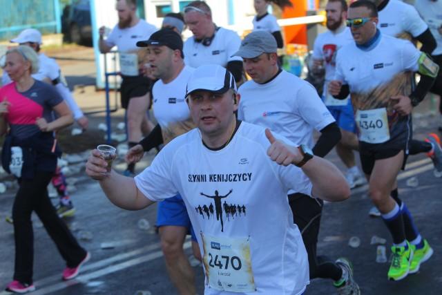 Poznański półmaraton to niezwykłe wydarzenie dla biegaczy z 21 krajów