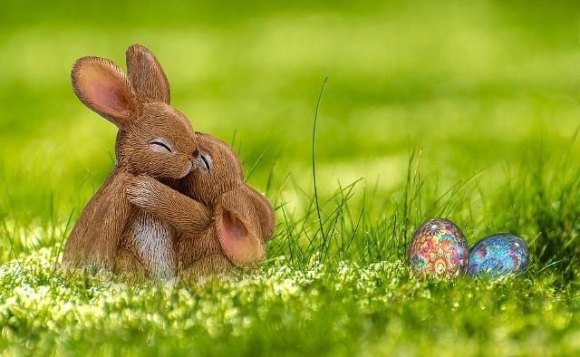 Życzenia wielkanocne - ładne życzenia na Wielkanoc - obrazki  wielkanocne