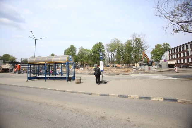 Budowa centrum przesiadkowego w Mikołowie
