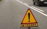 Wypadek w Tuchomku na drodze krajowej nr 20. Zderzenie dwóch samochodów osobowych 13.04.2021