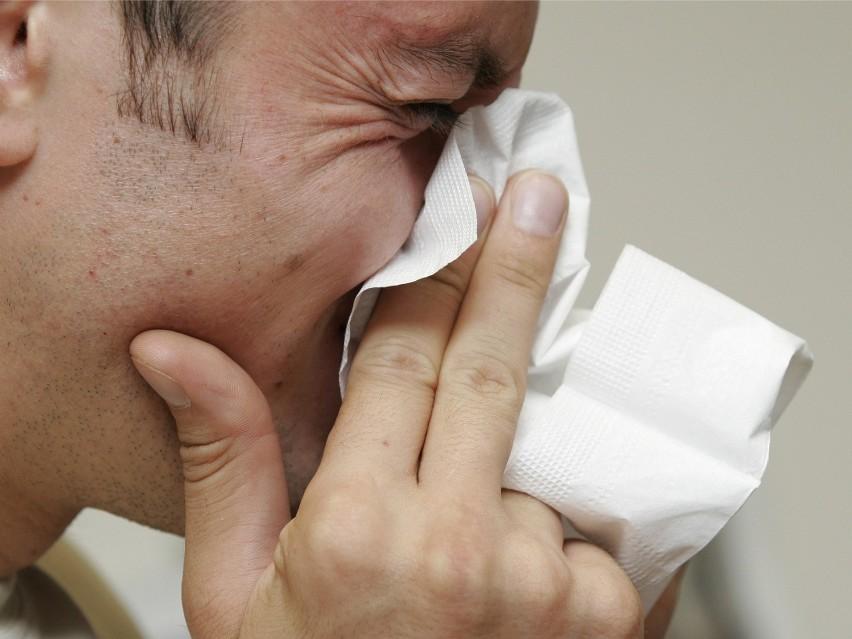 Katar i przeziębienie nie zawsze przejdą same