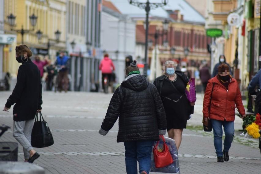 Powiat szczecinecki dołączył do regionów, w których obowiązuje czerwona strefa w związku z zagrożeniem koronawirusem