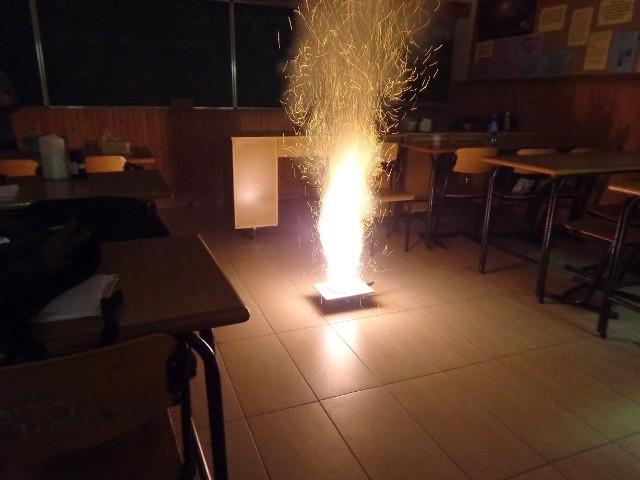 Nietypowe nocne warsztaty w szkole przy Fabrycznej w Białymstoku