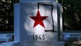 Piła: Pomnik radzieckich żołnierzy zbezczeszczony! [ZDJĘCIA]