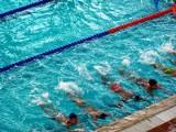 Nauczyciele z Sanoka walczyli w wodzie