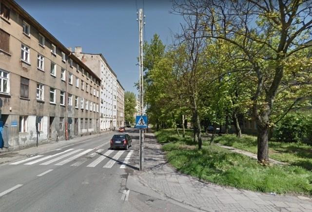 Jeden z dwóch lokali dla twórców, który jest w dobrym stanie jest przy ul. Franciszkańskiej 56.