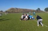 Rugby  dzieci. Drugie miejsce kadetów Budowlani SA Łódź