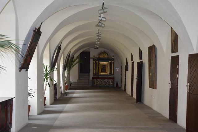 Klasztor podominikański w Sieradzu. Zobacz jak wygląda wewnątrz
