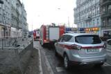 Pożar w mieszkaniu w centrum Wrocławia. Interweniowało sześć zastępów straży pożarnej