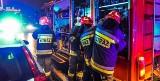 Gdynia: Nocny pożar mieszkania 28/29.10.2020. Jedna osoba nie żyje, kolejna została ranna