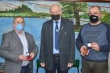 Suchedniowscy wędkarze odznaczeni za zasługi dla Polskiego Związku Wędkarskiego