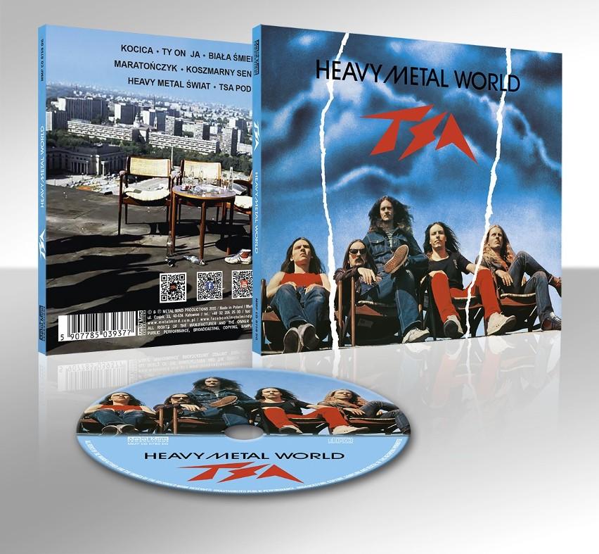 TSA - Heavy Metal World, Spunk! i TSA już są (zdjęcia)