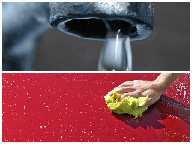 Rozporządzenie wójta zakazuje używania wody pitnej do uzupełniania oczek wodnych czy choćby mycia pojazdów i sprzętu rolniczego