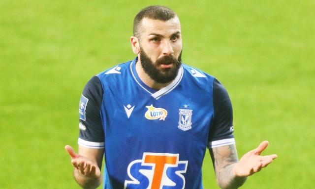 Mikael Ishak to jeden z tych zawodników Lecha Poznań, do których za sezon 2020/21 nie można mieć pretensji.