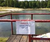 Nie ma gdzie popływać. Kąpieliska na Malince i w Grotnikach - zamknięte