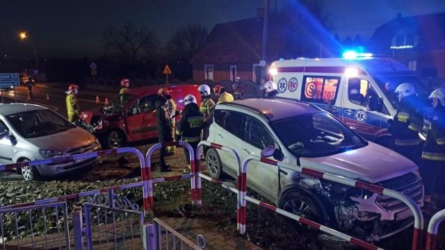W tym roku wypadków na wielkopolskich drogach było o połowę mniej niż przed rokiem.