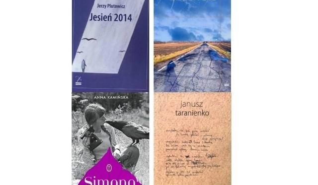 Książki nominowane do nagrody Kazanackiego