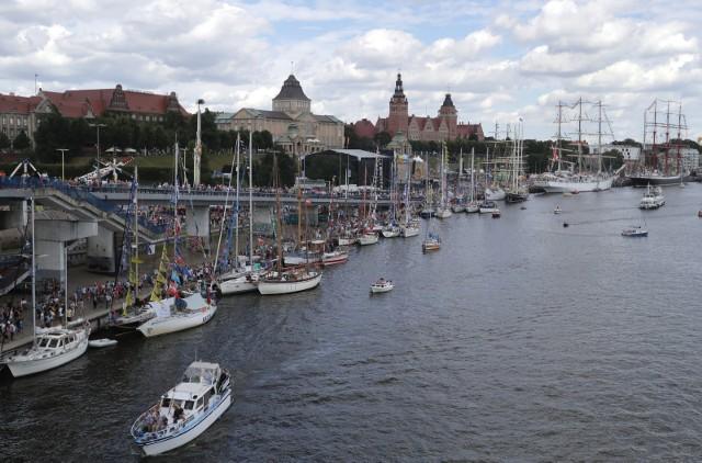Finał regat The Tall Ships Races w Szczecinie