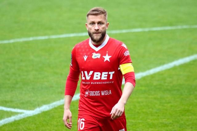 Jakub Błaszczykowski jest kapitanem Wisły Kraków