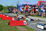 Biathlon dla każdego w Żorach: sportowa i rodzinna zabawa w Parku Cegielnia ZDJĘCIA