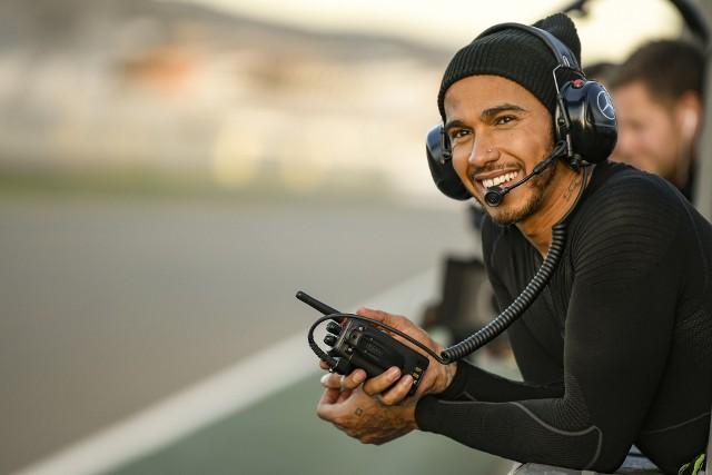 Lewis Hamilton pokazał swój skład w FIFA 21. Kim gra mistrz świata w Formule 1?