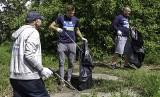 Lekkoatletyczny mistrz świata sprzątał śmieci w Bydgoszczy