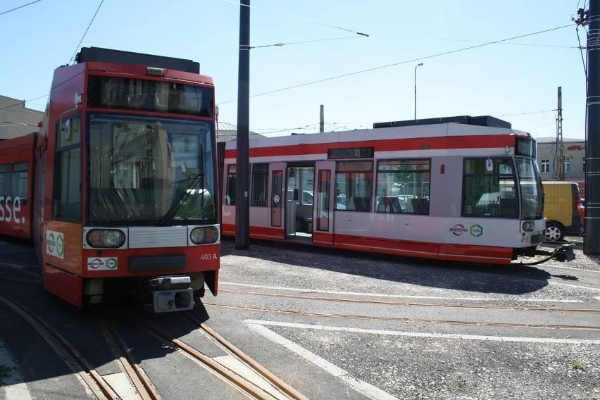 Używane, niemieckie tramwaje NF6D będą jeździć w Łodzi