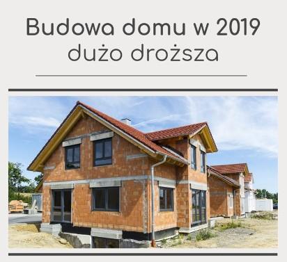 1c7898d9166615 Koszt budowy domu 2019: Kosztorys, wycena, kalkulator. Ile kosztuje ...