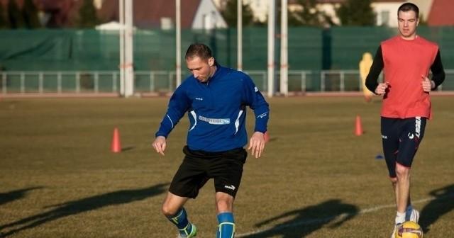 Jarosław Piątkowski ponownie jest zawodnikiem Wisły Sandomierz.