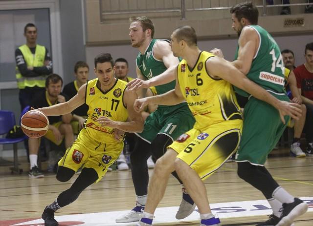 Koszykarze Sokoła Łańcut w finale play off 1 ligi zagrają ze Spójnią Stargard