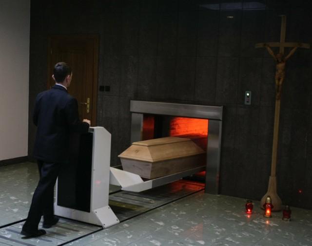 W ostatniej chwili ciało zmarłego nie zostało skremowane - zdjęcie ilustracyjne