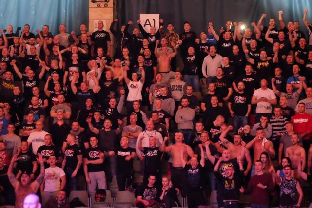 Pierwszy półfinał Turnieju Miast MMA obejrzało prawie 3 tys. widzów