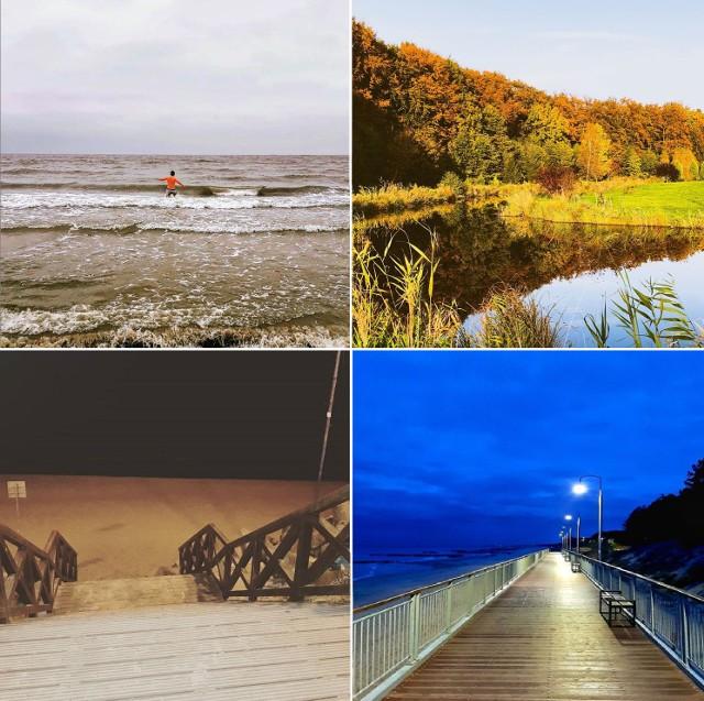 Mimo, że sezon letni już dawno dobiegł końca, Mielno wciąż zachwyca. Jesienne zachody słońca i piękne plaże przyciągają turystów. Na platformie Instagram można zobaczyć wiele pięknych, jesiennych zdjęć znad Bałtyku. Zobaczcie sami!Zobacz także: Remont drogi prowadzącej przez Mielno