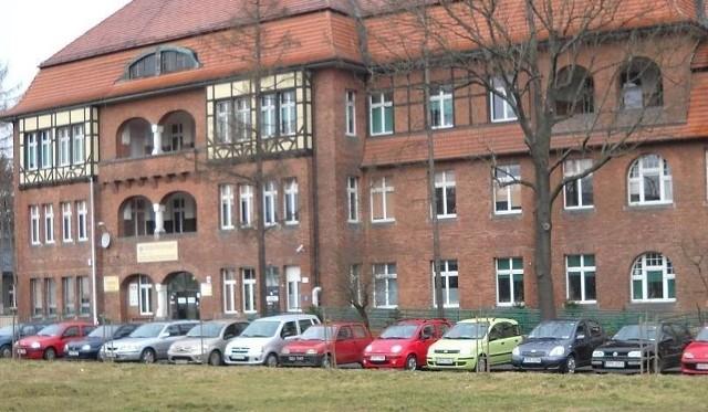 Szpital w Prudniku.