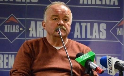 Trener KS-u Paradyż, Zbigniew Podsiębierski, na konferencji prasowej po meczu z Łódzkim Klubem Sportowym.
