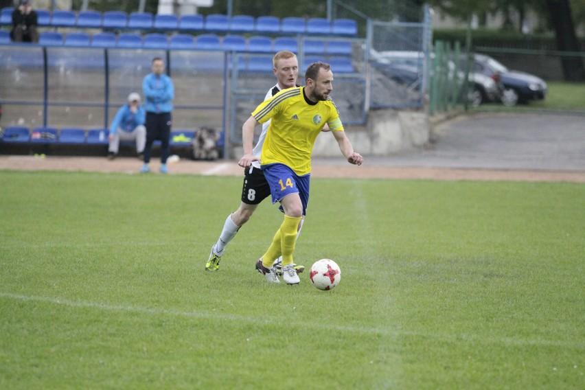 Filip Sikorski to jeden z bardziej doświadczonych graczy Swornicy Czarnowąsy.