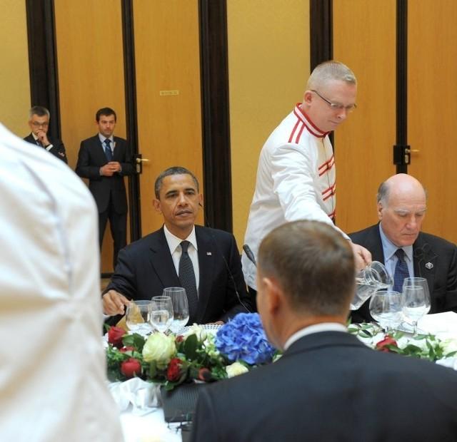 Barack Obama u premiera