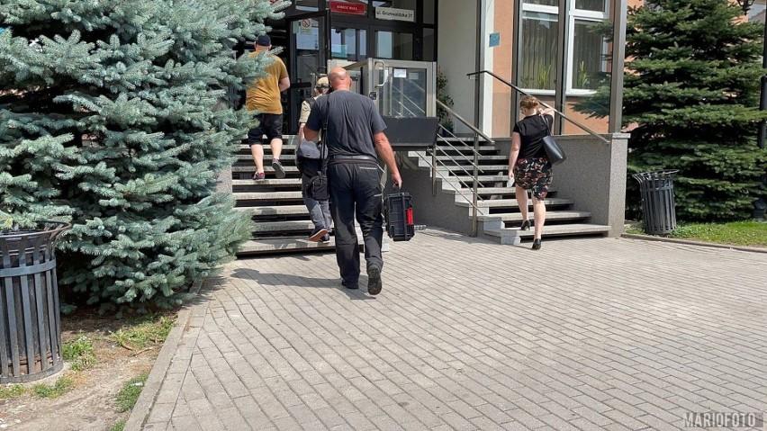 Studentka zmarła w akademiku Kmicic w Opolu we wtorek, 13...