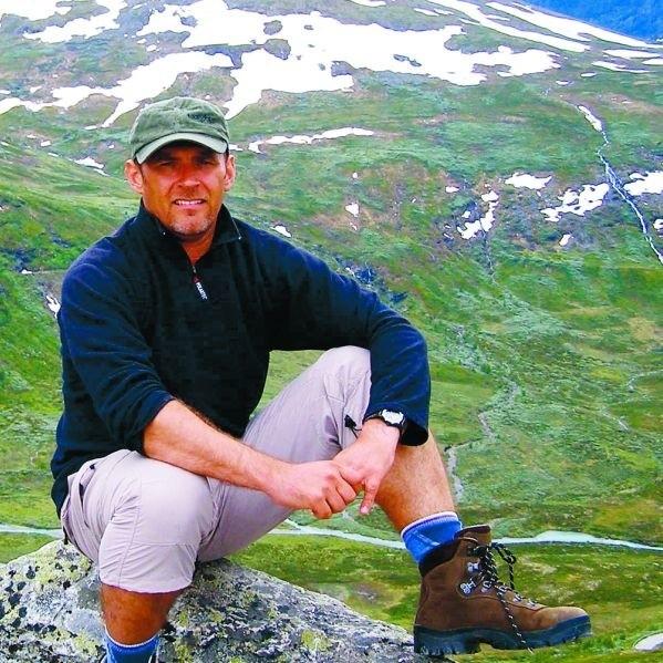 Artur Urbański, tak jak w zeszłym roku, swój urlop spędzi w Alpach
