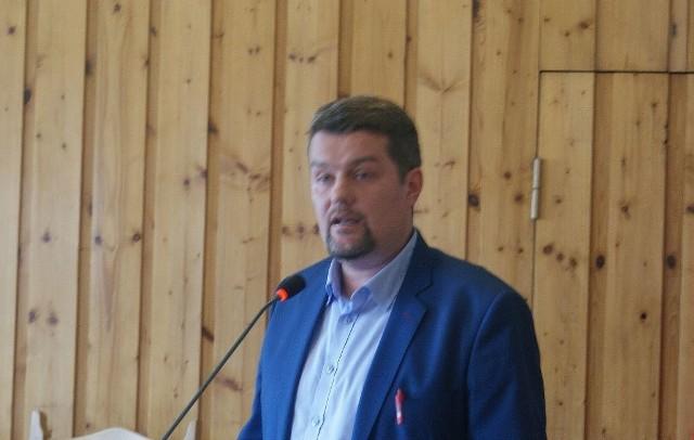 Adam Domiński mówi, że gmina Czersk przez lata tkwiła w marazmie. Ale to się ma zmienić, także m.in. dzięki jego osobie.