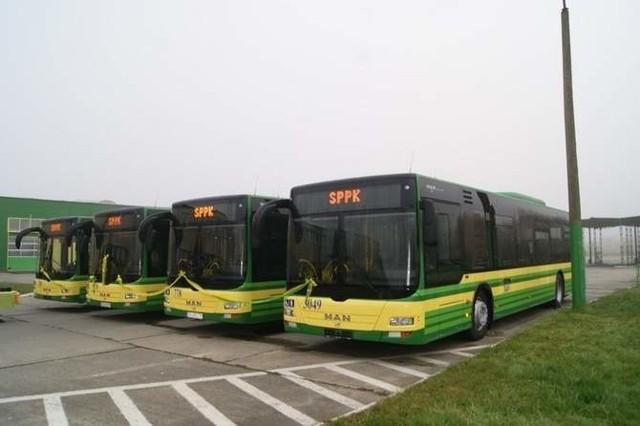SPPK chce kupić trzy nowe autobusy.