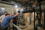 Maszyna wyciągowa Zabytkowej Kopalni Ignacy w Rybniku znów działa! Ma być największą atrakcją rewitalizowanej kopalni