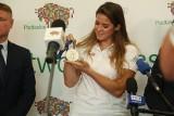 Srebrny medal olimpijski Marii Andrejczyk sprzedany. Kupiła go Żabka, która zdecydowała, że zostanie u wicemistrzyni olimpjskiej