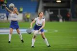 Lech Poznań: Kolejorz Girls wystąpiły po rocznej przerwie na stadionie przy Bułgarskiej! Kibice liczą, że jeszcze zobaczą je w tym sezonie